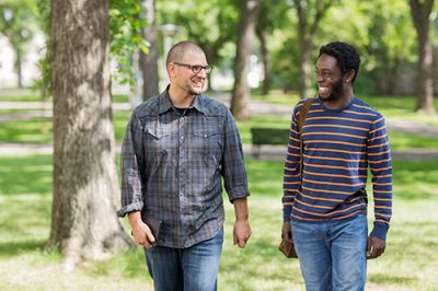 men experiencing good recovery - Compassionate Interventions